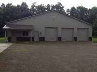 64x104x10 commercial building in Townville PA