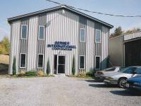 40x80x18 post-frame commercial building in New Castle, PA