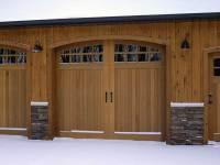 09 28x32x10 post-frame garage in Meadville, PA