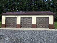 Garage in Mercer PA, 30 ft x 48 ft x 10 ft