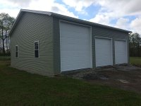 36 ft x 40 ft x 14 ft Garage in Stoneboro PA