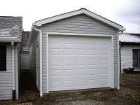 12x40x8 post-frame garage in Conneaut Lake, PA